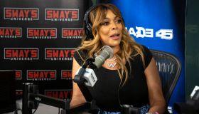 Celebrities Visit SiriusXM - August 6, 2019