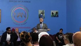 Al Sharpton at NAN headquarters on 8/17/19