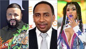 Celebs who support Jay-Z's NFL deal - DJ Khaled, Stephen A. Smith, Cardi B