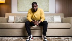 Kevin Hart Sydney Portrait Shoot
