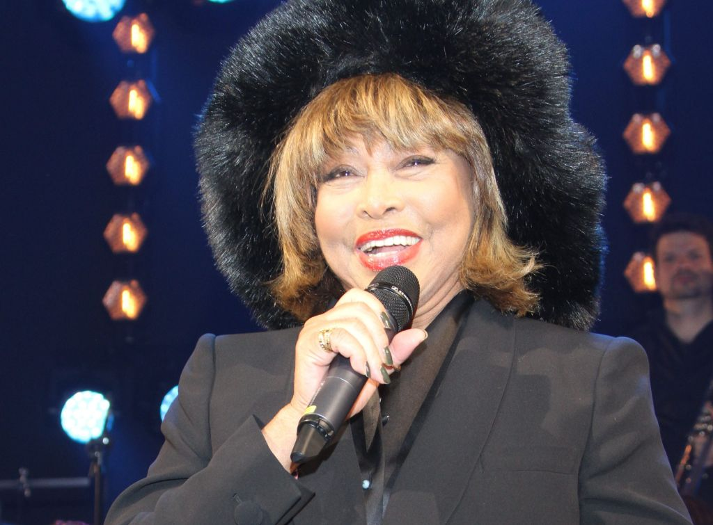 'Tina - Das Tina Turner Musical' German premiere