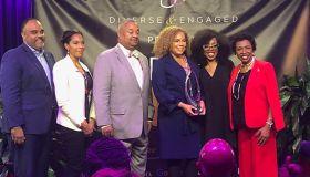 D&I Honors awards ceremony in Washington, D.C.