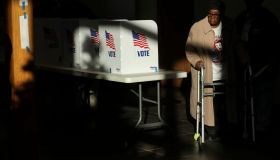 Mississippi Voters Go To The Polls In Senate Run-Off Election