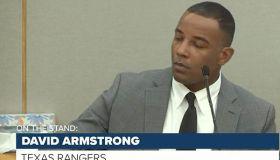 Texas Rangers officer David Armstrong, witness in Botham Jean-Ameber Guyger trial