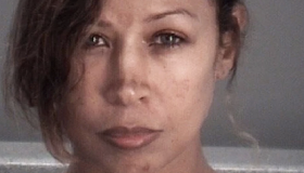 Stacey Dash mugshot from Pasco Sheriff's Office in Florida