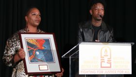 21 Savage honored at NILC Courageous Luminaires Awards