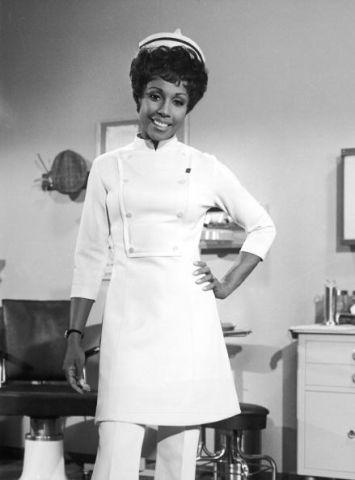 Diahann Carroll In 'Julia,' c. 1968.