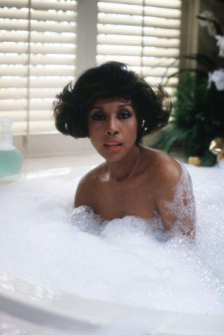 Diahann Carroll in Hot Tub