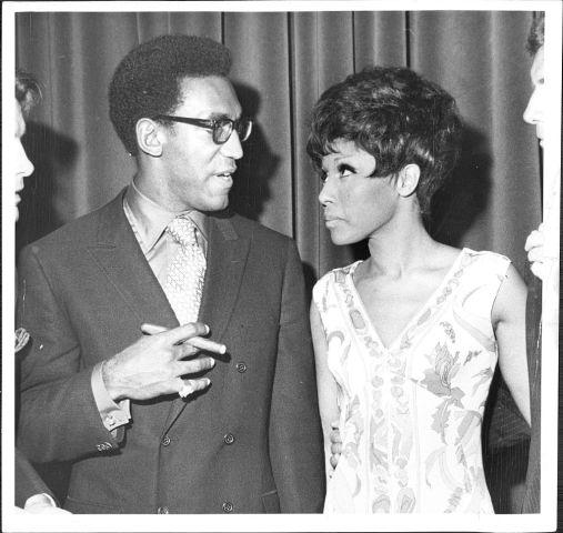 Bill Cosby & Diahann Carroll