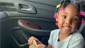 """Kamille """"Cupcake"""" McKinney, missing toddler from Birmingham, Alabama"""