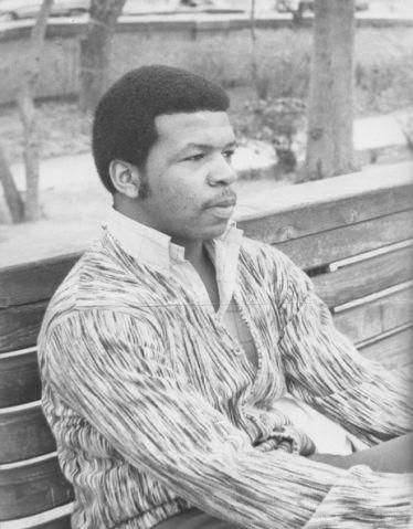 Elijah Cummings Sitting