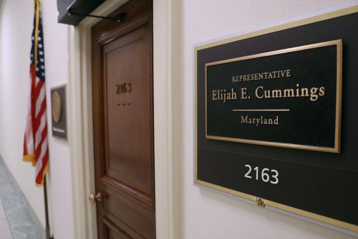 Democratic Rep. Elijah Cummings Dies At 68