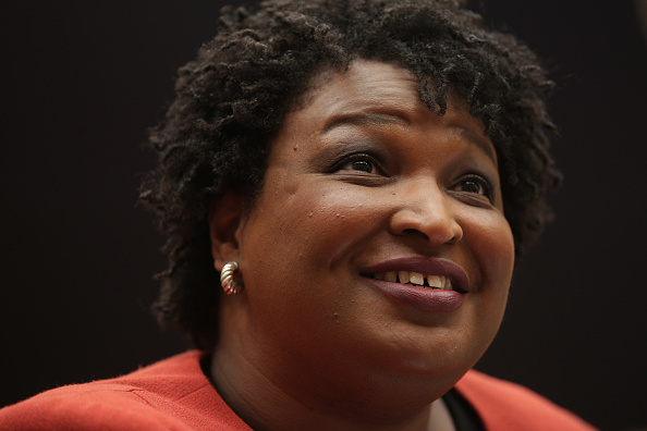 Stacey Abrams, First Black Woman to be a Major Party Nominee for State Governor