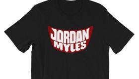 Jordan Myles t-shirt
