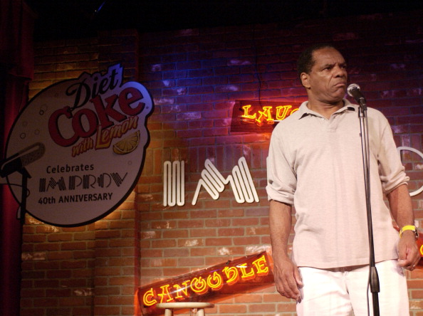 Diet Coke With Lemon Celebrates The Improv's 40th Anniversary - Performance John Witherspoon during Diet Coke With Lemon Celebrates The Improv's 40th Anniversary - Performance at The Improv in West Hollywood, California, United States. (Photo by Chris Week