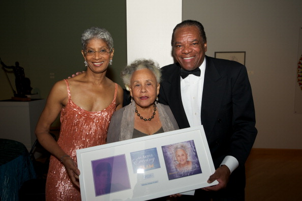 An Artful Evening At The California African American Museum