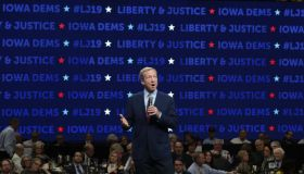 14 Democratic Presidential Candidates Attend Iowa Liberty And Justice Celebration