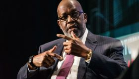 Bernard Tyson Speaks At CEO Initiative Event in New York
