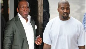 Jamal Bryant and Kanye West