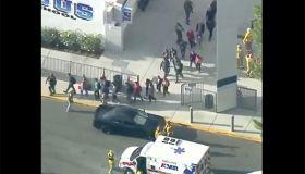 Saugus High School Shooting in Santa Clarita, California
