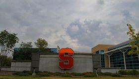 NCAA FOOTBALL: SEP 12 Wake Forest at Syracuse