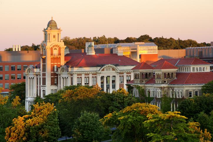 Lyman Hall, Syracuse University
