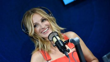 "SiriusXM Launches ""The Jess Cagle Show"" With Julia Roberts Live From The SiriusXM Hollywood Studios In Los Angeles"