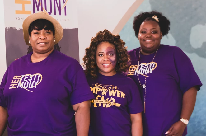 Alabama-based nonprofit focused on helping victims of domestic violence