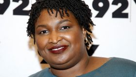 Stacey Abrams In Conversation With Holland Taylor