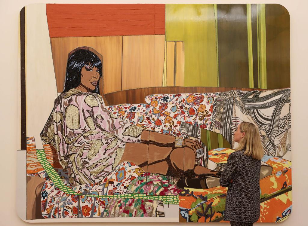 Sotheby's Frieze Week Contemporary Art Press Call