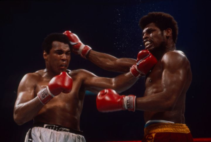 Muhammad Ali, Leon Spinks At The Superdome