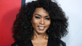 Actress Angela Bassett arrives at FX's 'American Horror Story' 100th Episode Celebration held at the Hollywood Forever Cemetery on October 26, 2019 in Hollywood, Los Angeles, California, United States.