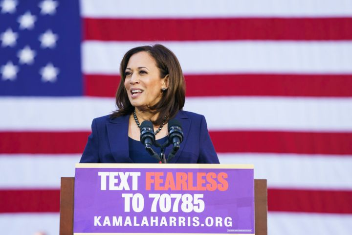 Kamala Harris Launches Presidential Campaign In Her Hometown Of Oakland