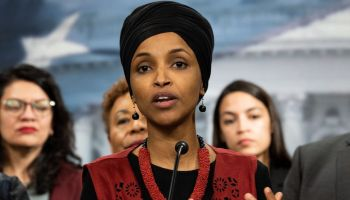 Racist Congressman Get Scorched For Dismissing Ilhan Omar, Says PTSD Is Reserved For Veterans