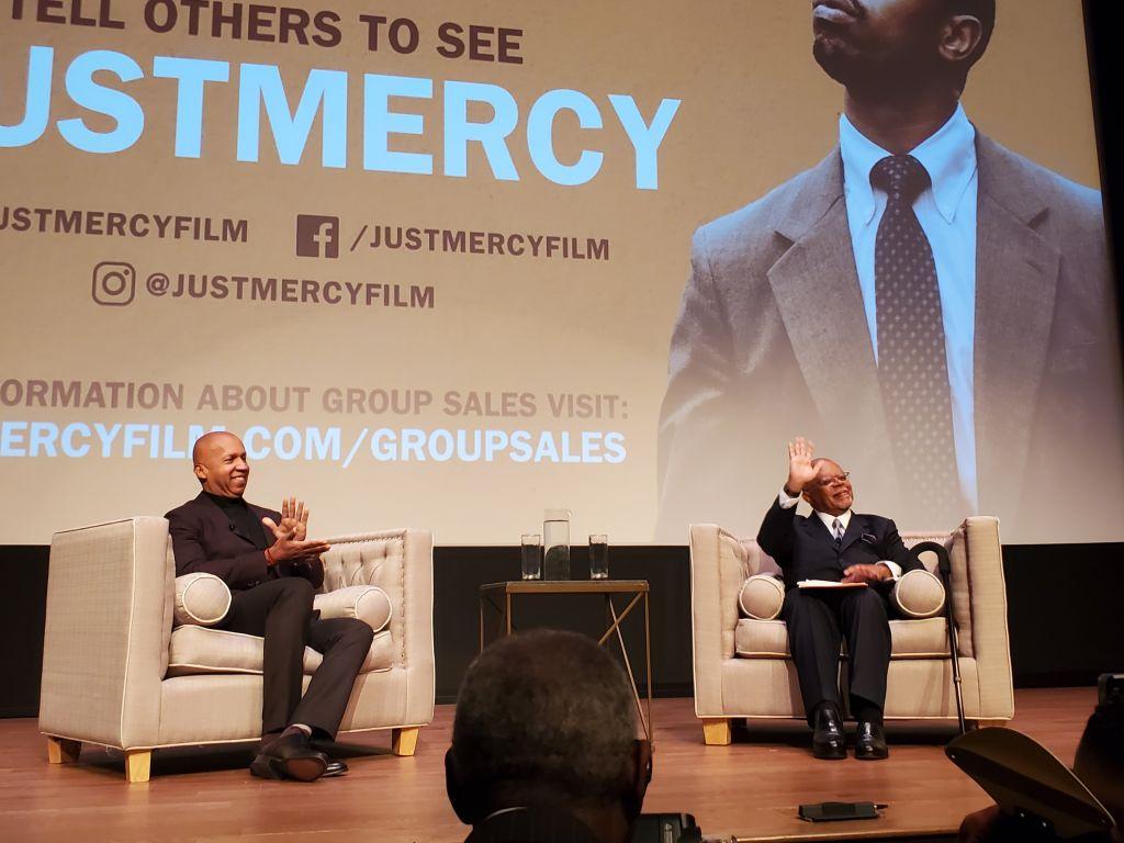 Just Mercy Movie Screening