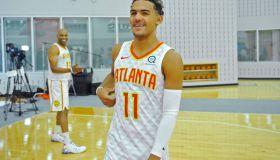 NBA: SEP 30 Atlanta Hawks Media Day