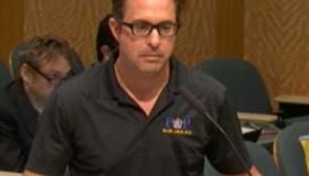 Photo of Miami Police Capt. Javier Ortiz
