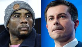 Charlamagne Tha God and Pete Buttigieg