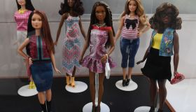 US-LIFESTYLE-TOYS-BARBIE