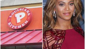 Beyonce/Popeyes
