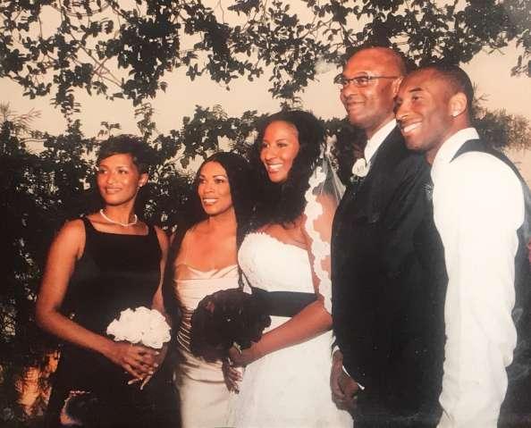 Personal Kobe Bryant family photos from his sister, Sharia Washington