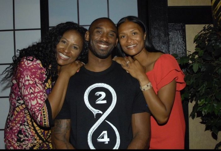 Personal Kobe Bryant family photos from his sister, Sharia Washington