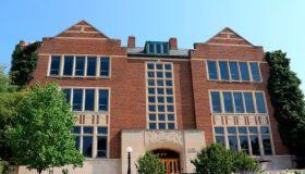 Michigan State University student union building
