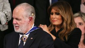 Before Rush Limbaugh Medal Of Freedom, He Once Wanted 'Medal For Smoking'