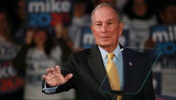 Bloomberg's Racist Speech Has Twitter Recalling More Anti-Black Foolery