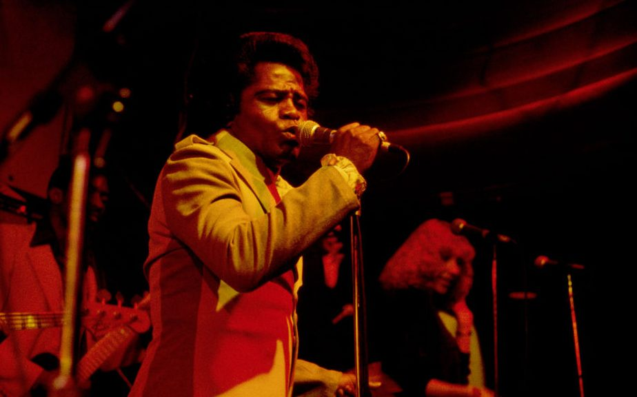 James Brown At My Father's Place