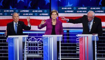 Elizabeth Warren Left Candidates In Ruins At Democratic Debates