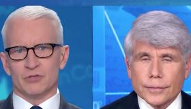 Rod Blagojevich and Anderson Cooper on CNN