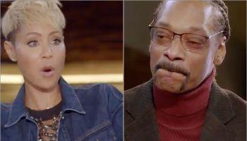 Jada Pinkett Smith/Snoop Red Table Talk interview
