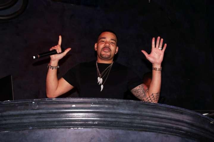 "Raashaun ""DJ Envy"" Casey, Hampton University"